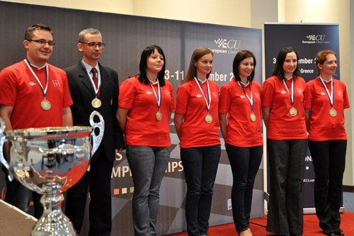 Silver medal (women section) - Poland