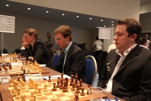 Germany: Gustafsson, Meier, Naiditsch